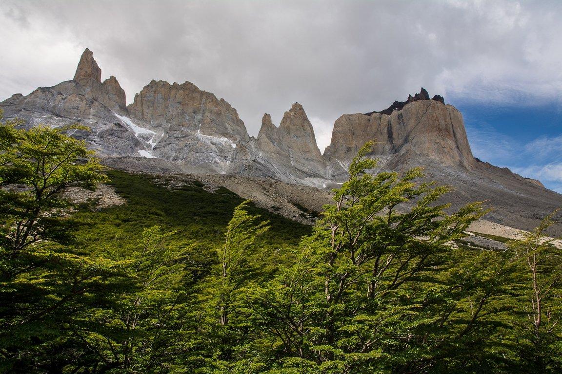 valle-frances-parco-torres-del-paine-trekking