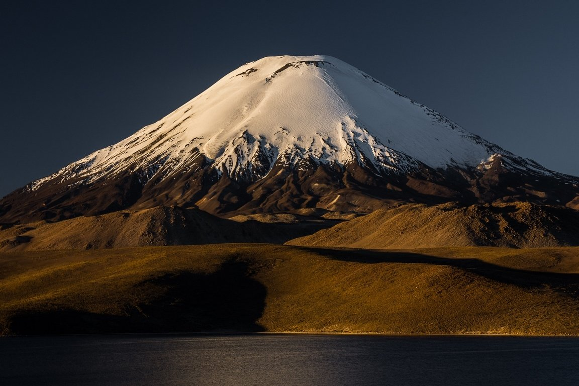cile-deserto-vulcano-parinacota