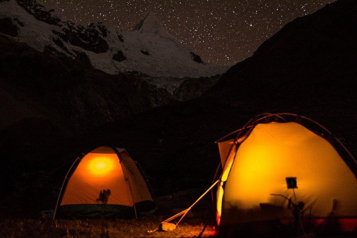 Campeggio-Cordillera-Blanca