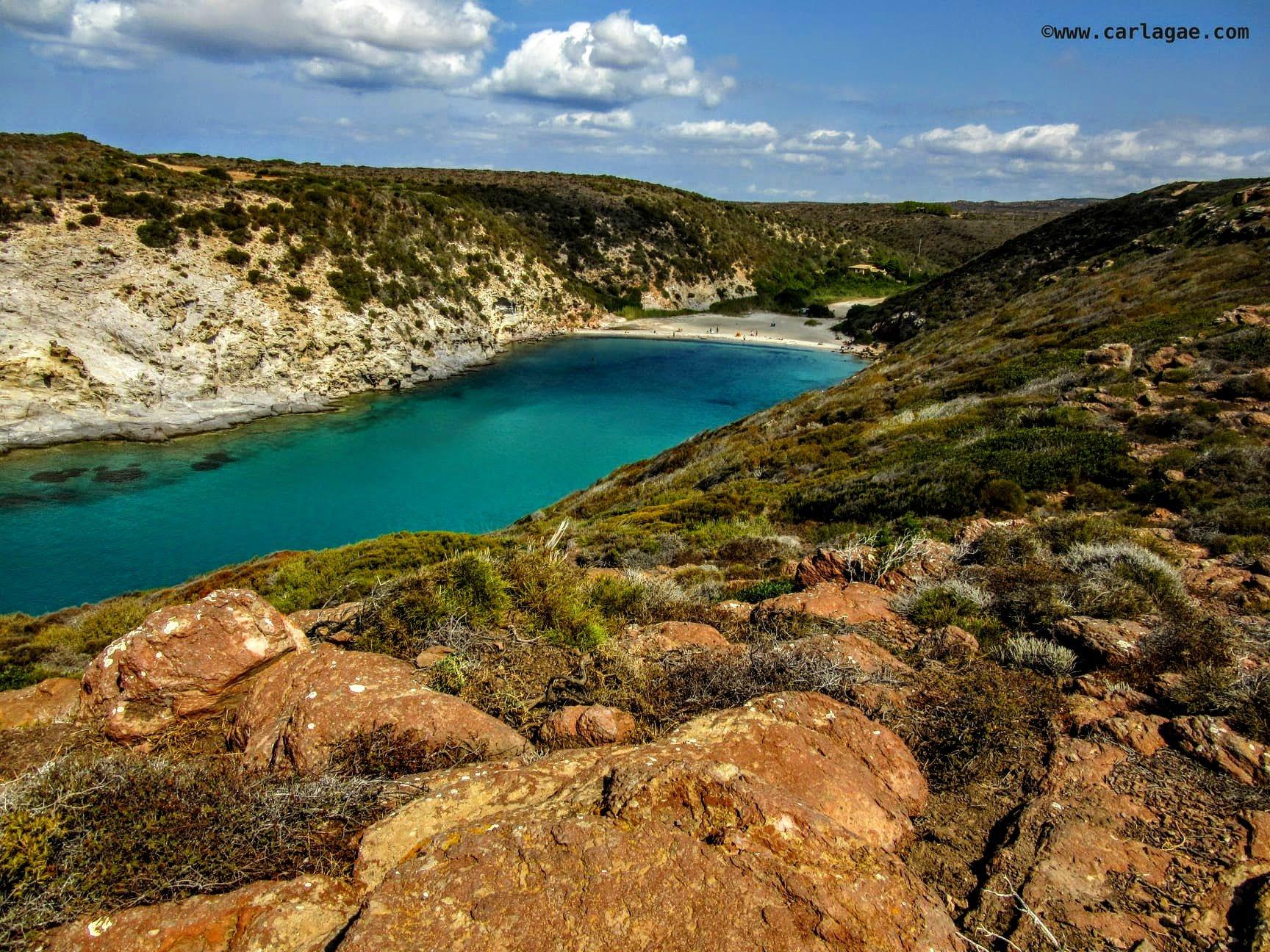 trekking-delle-isole-del-sud-sardegna-cala-lunga