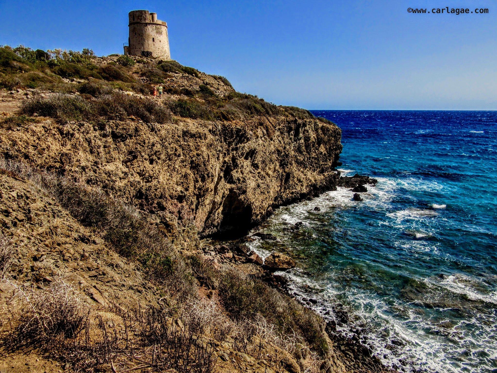 trekking-delle-isole-del-sud-sardegna-torre-cannai-isola-di-santantioco
