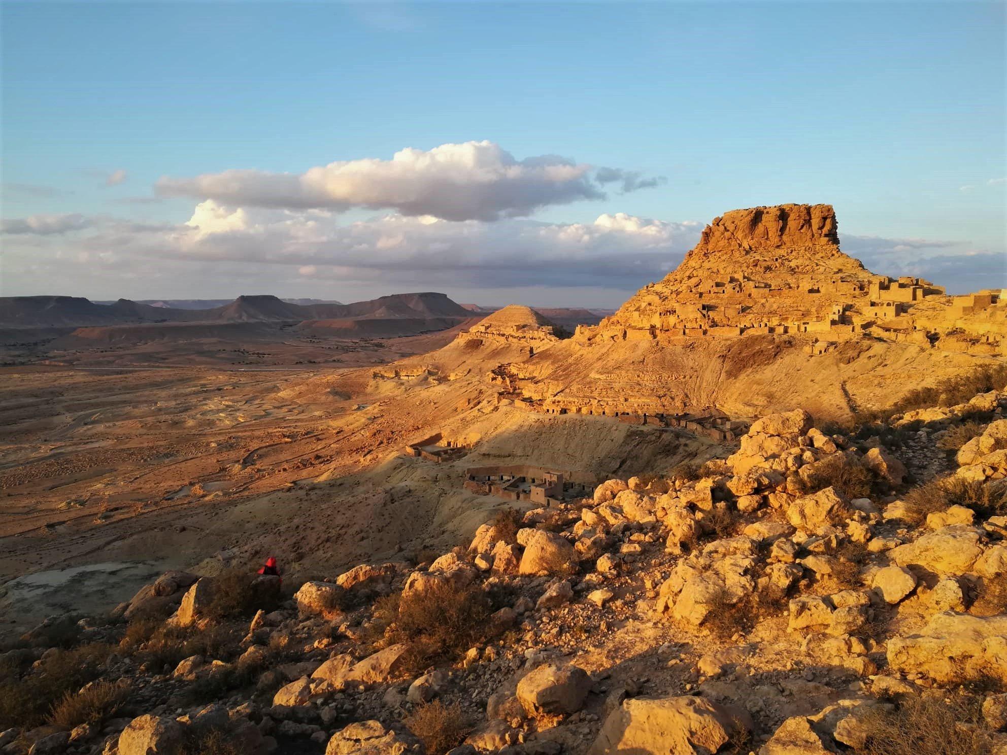 viaggio-trekking-tunisia-paesaggio