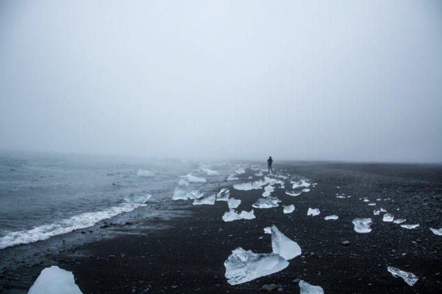 dyamond beach - Islanda