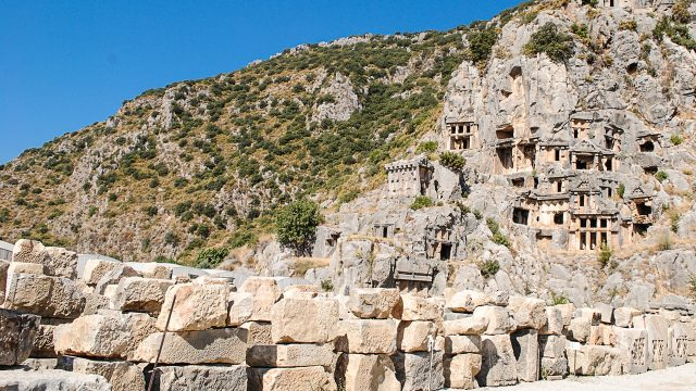 sito-archeologico-myra-trekking-via-licia