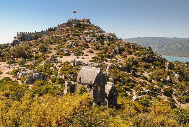 tombe-licie-turchia-meridionale