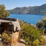 archeologia-licia-viaggio-a-piedi-turchia